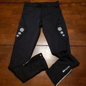 Sugoi Black Cycling Workout Pants Medium
